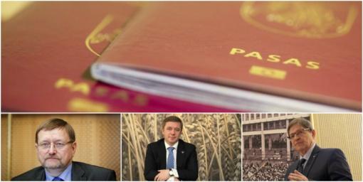 Valdantieji siūlo emigrantams Lietuvio pasą