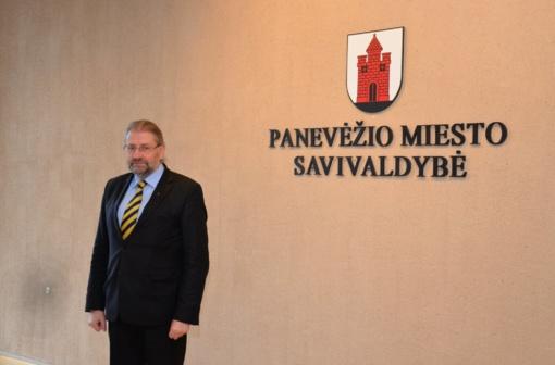 Panevėžio meras R.M.Račkauskas pažeidė įstatymus
