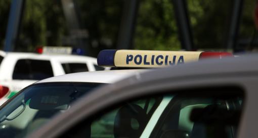 Vilniuje konflikto metu panaudotas šaunamasis ginklas, sužalota moteris