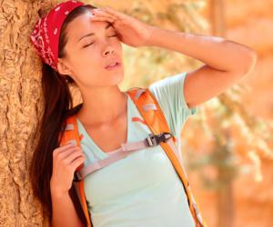 Karšti orai grasina dehidratacija