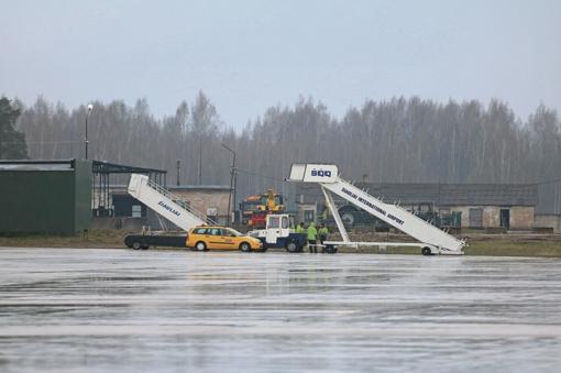 Kas temdo šviesią Šiaulių oro uosto ateitį? (VIDEO)