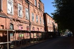 Buvusį konservų fabriką papuošė panevėžietės I. Zieniūtės galerija