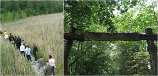 Pažintiniai takai – geriausias startas vasarai II dalis (FOTO)