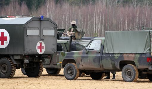 Karininkė: budint pasienyje kariuomenės pasaulio stereotipai dingo
