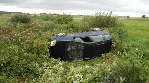 Praėjusią parą per eismo įvykius nukentėjo 13 žmonių