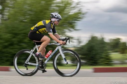 Veisiejuose - Ispanijos triatlonininkų triumfas ir užtikrintos lyderių pergalės