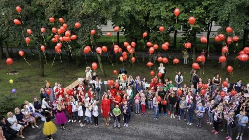 Dzūkijos vaikų vasara Socialinių paslaugų centre