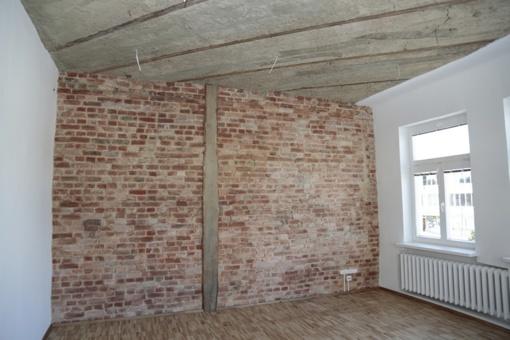 Paveldo pastate – senąją stilistiką atitinkantis remontas