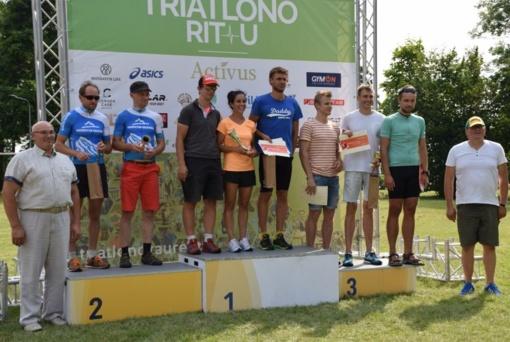 Veisiejuose vyko IV Lietuvos triatlono taurės etapas