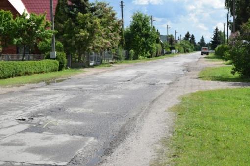Stetiškių gatvė Panevėžyje – patogesnė gyventojams ir vairuotojams