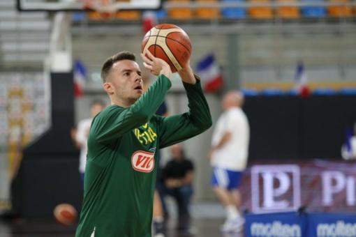 Paaiškėjo galutinė Lietuvos vyrų krepšinio rinktinės sudėtis
