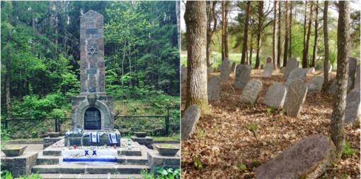Zarasų kraštas minės žydų žudynių 76-ąsias metines