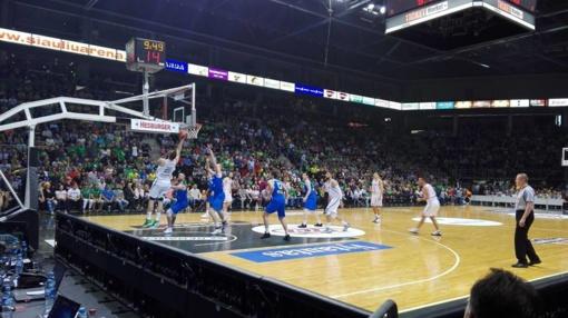 Lietuvos krepšininkai draugiškose rungtynėse nugalėjo islandus