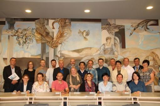 Susitikime su meru – tarptautinio liaudies keramikų simpoziumo dalyviai