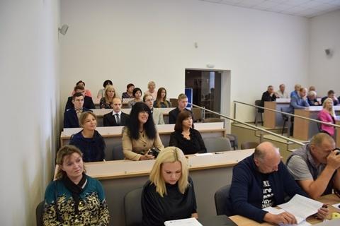 Posėdžiavo Raseinių rajono savivaldybės taryba
