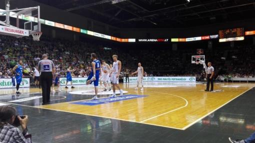 Šiauliečiai laukia Europos krepšinio čempionato (VIDEO)