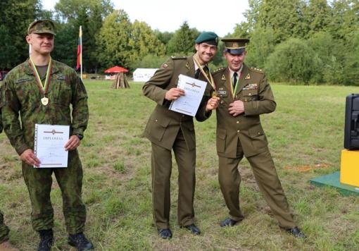 Lietuvos kariuomenės rezervo karių asociacijos žaidynėse triumfavo telšiečiai (FOTO)