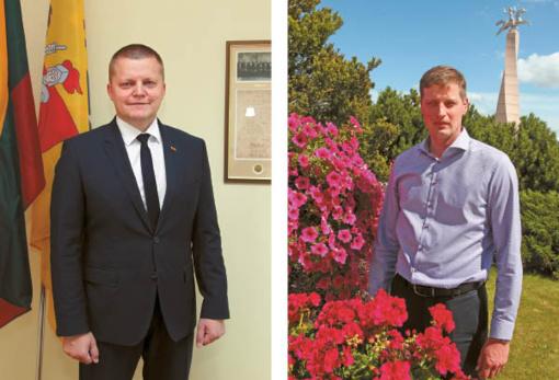 Seimo narių D. Gaižausko ir K. Mažeikos vasara – ne Maljorkoje, o rengiantis rudens sesijai