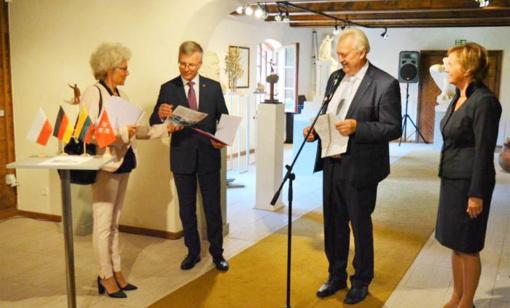 Aptarta Jurbarko rajono savivaldybės bendradarbiavimo sutartis su Berlyno Lichtenbergo rajonu