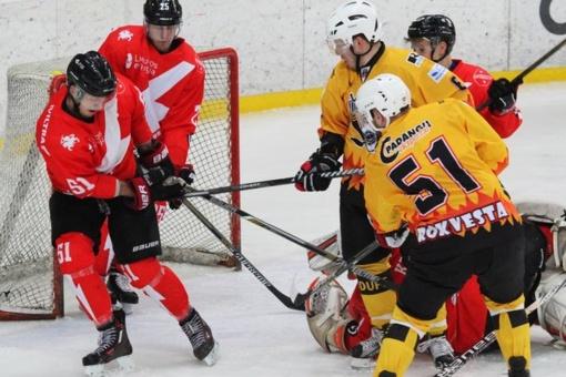Lietuvos ledo ritulio čempionate dalyvaus septynios komandos