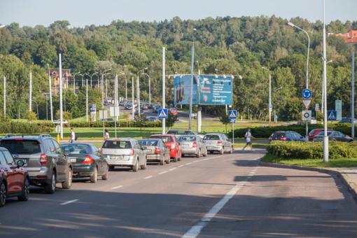 Metai po eismo pakeitimų Vilniaus žieduose: 6 kartus mažiau konfliktų