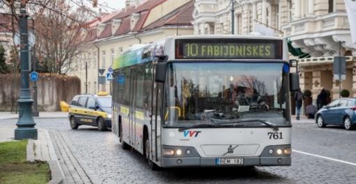 Augant Pilaitės gyventojų skaičiui keičiami autobusų tvarkaraščiai