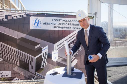 Kauno rajone iškils įspūdingo dydžio logistikos centras: projekto investicijos sieks 20 mln. eurų