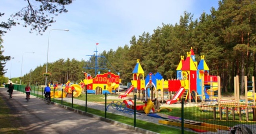 Vaikų žaidimų aikštelių saugumas bus tikrinamas dažniau