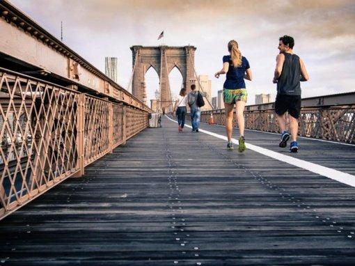 Kaip maitintis bėgiojantiems, kad treniruotės būtų efektyvios?