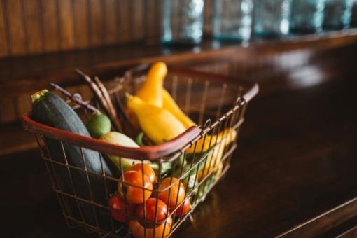 Kaip kepant grilyje nesudeginti gerųjų daržovių savybių?