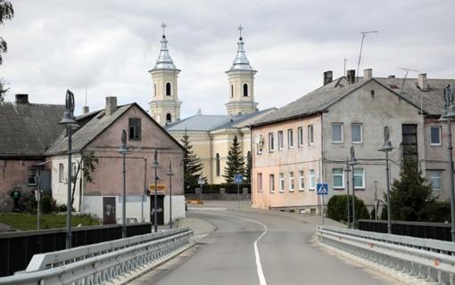 Kalvarija: naujų paskyrimų savivaldybėje kol kas nėra