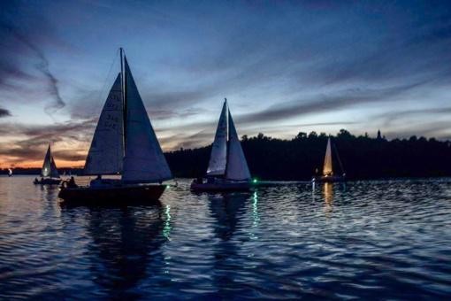 Buriuotojai kviečia rugsėjo 7-ąją švęsti drauge ant vandens