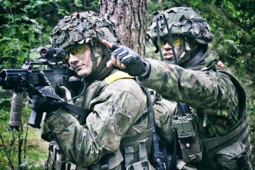 Seimas svarstys siūlymą surengti Lietuvoje karines pratybas