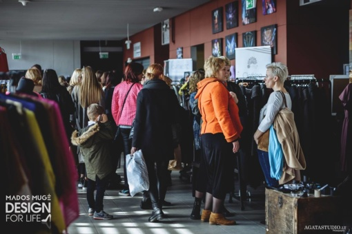 Į Klaipėdą atvykstanti mados mugė ,,Design for life'' taps išskirtiniu renginiu dideliam ir mažam