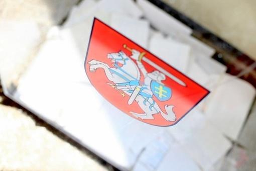 Nuo šeštadienio Marijampolėje draudžiama rinkimų agitacija