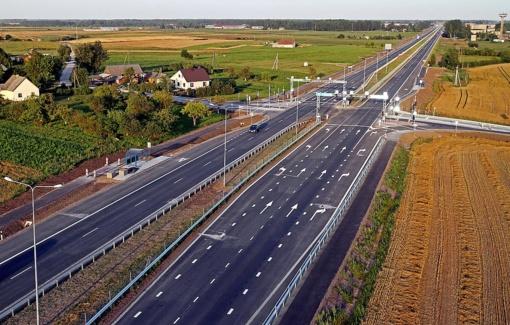 """Premjeras: """"Via Baltica"""" nuo Kauno iki Varšuvos bus rekonstruota iki 2023 metų"""