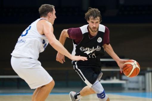 """""""Lietkabelis"""" draugiškose rungtynėse pralaimėjo Rusijos ekipai"""