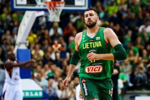 Lietuvos krepšininkai pralaimėjo graikams ir nepateko į Europos čempionato ketvirtfinalį