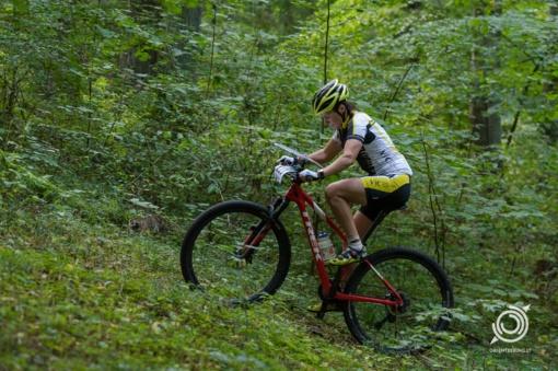 Lietuvos orientavimosi kalnų dviračiais čempionais tapo kauniečiai
