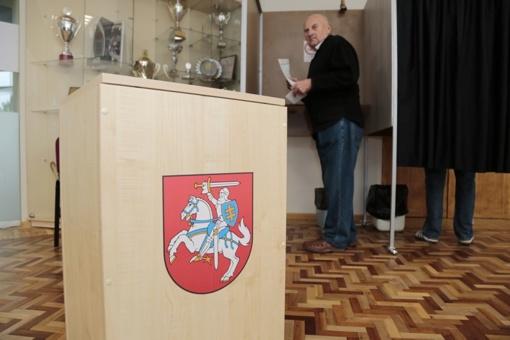 Antrame ture – socialdemokratė I. Lunskienė ir konservatorius K. Traškevičius
