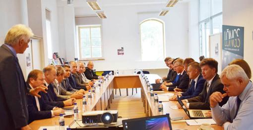 Vakarų Lietuvos savivaldybės vienija jėgas