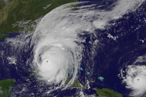 """Nuo uragano """"Irma"""" nukentėjusiose salose Karibuose yra septyni Lietuvos piliečiai"""