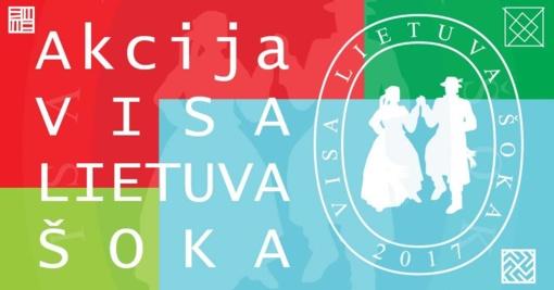 Zarasai šoks drauge su visa Lietuva