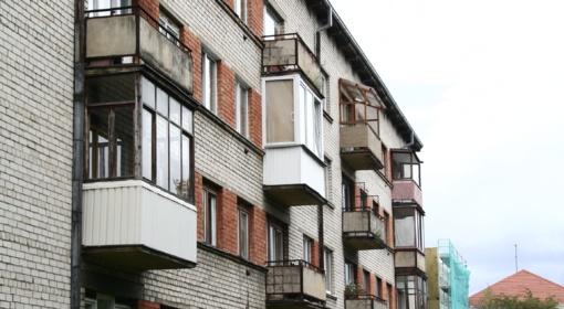 Pasvalio policija pradėjo tyrimą dėl socialinio būsto suniokojimo