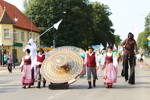 Jubiliejų Pagėgių krašto gyventojai šventė ypatingai (VIDEO)