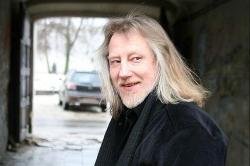 Poetinė aktoriaus A. Latėno kelionė po Lietuvą
