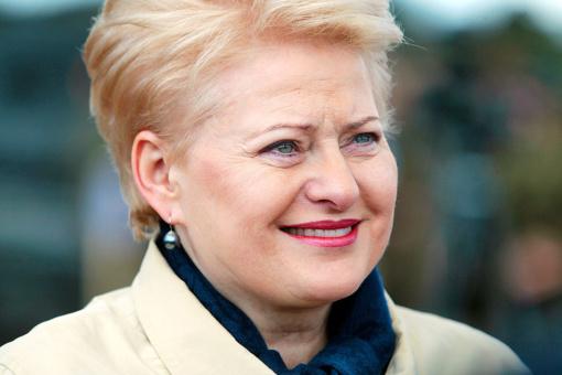 Iš Lietuvos prezidentės rankų – apdovanojimai 72 įvairių sporto šakų atstovams