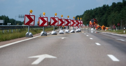 "Magistralėje ""Via Baltica"" baigti du svarbūs projektai"