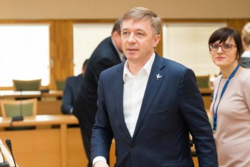 """Socialdemokratų prezidiumas neleido Seimo nariams pasirašyti susitarimo su """"valstiečiais"""""""