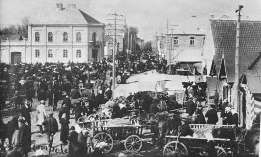 Žydų kultūrinis palikimas Marijampolėje